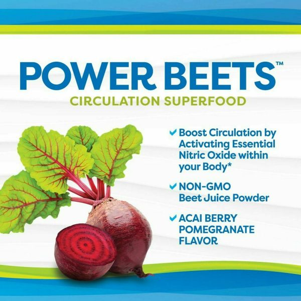 Power Beets Super Concentrated Circulation Superfood Dietary Supplement Non-GMO 4
