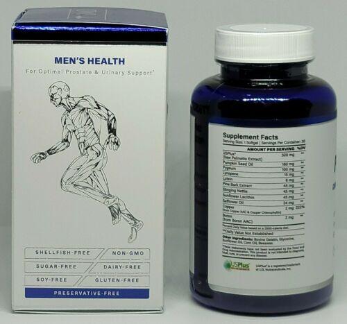 1MD ProstateMD Comprehensive Prostate Support Supplement 30 Softgels NEW 09/22 2