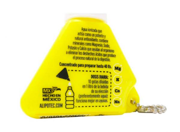 ELV Alipotec Eau Kalin Alkaline Water Drops Spanish Version - 20 ML FREE SHIPPIN 1