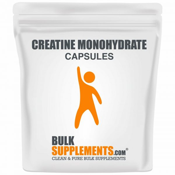 BulkSupplements.com Creatine Monohydrate (Micronized) 1