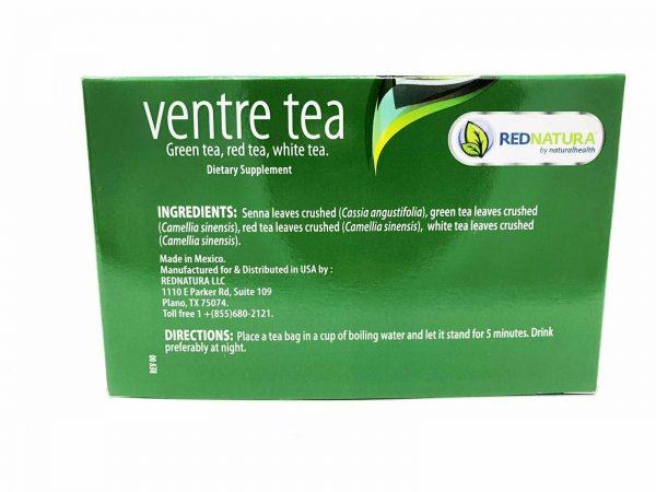 BE LAX TEA RedNatura Te BeLax 100% ORIGINAL VENTRE TE 1 Month Supply para 30 DIA 3