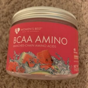 Women's Best ~ BCAA Amino ~ Watermelon ~ 7 oz ~ Exp 12/21