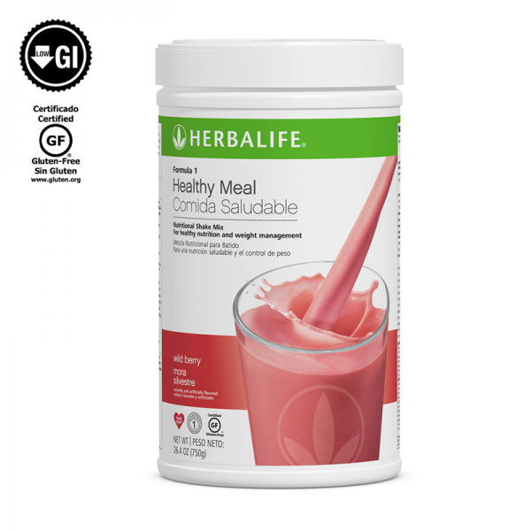 NEW Herbalife Formula 1 Healthy Meal shake and Protein Drink Mix ALL FLAVORS 8