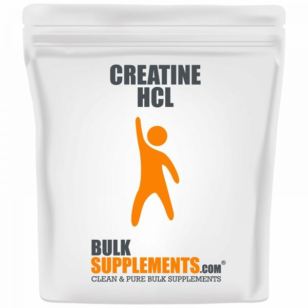 BulkSupplements.com Creatine HCl