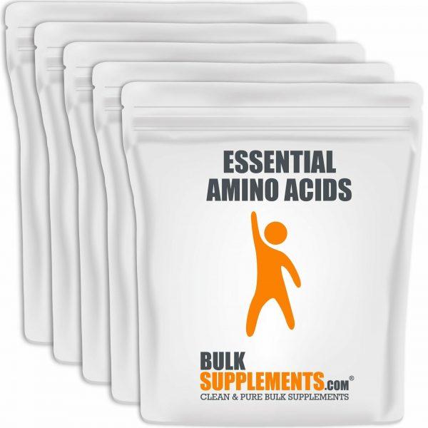 BulkSupplements.com Essential Amino Acids (EAA) 5