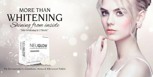 Neuglow L-Glutathione Premium White 28 Whitening effervescent tablets 2