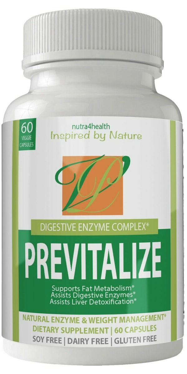 1 Provitalize Weight Management  & 1 Previtalize Gut Health Support BUNDLE 1