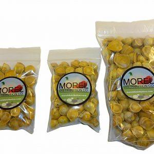 Japanese Garlic (Ajo Japones) Count per bag= 30-60-130 //100% Natural!//  1