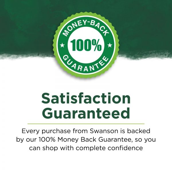 Swanson Saw Palmetto 540 mg 100 Capsules 3