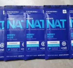 NEW Pruvit Ketones Seasonal Limited Edition Berry Blue Charged 5 Pack