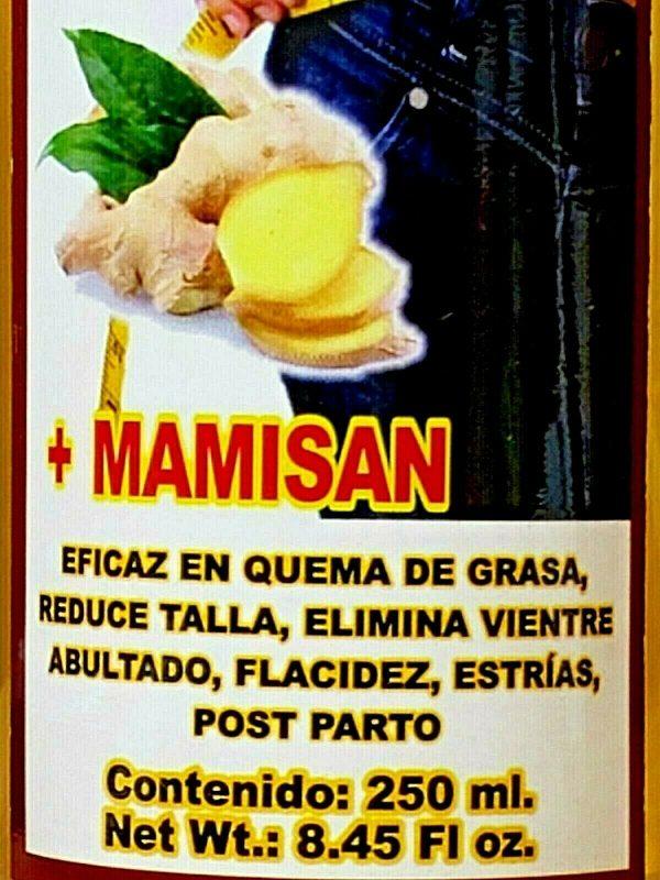 2 Packs CHUPA PANZA SPRAY + Ginger + MAMISAN + LOCION + Jengibre 8