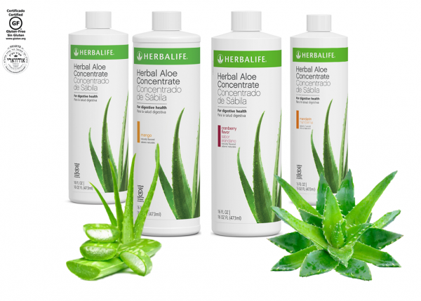 Herbalife Herbal Aloe Concentrate 16 oz Mango + All Flavors. New Sealed Exp 2022