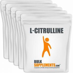 BulkSupplements.com L-Citrulline 1
