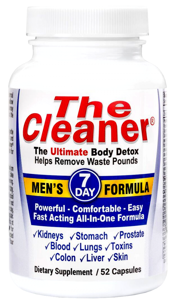 The Cleaner Total Body Detox and Colon Cleanse (All Variations) 3
