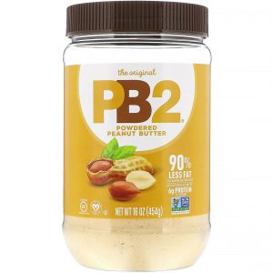 Bell Plantation PB2 Powdered Peanut Butter 16 oz 453 6 g All-Natural,