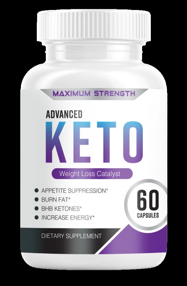 Shark Tank Advanced Keto Burn Fat Burner With BHB Slimming Diet Pills That Work 1