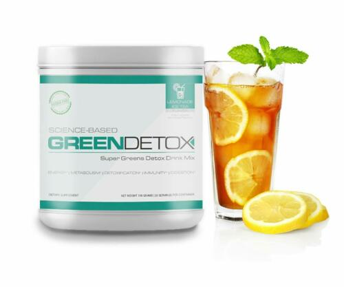 Six Pack Abs, Green Detox, Lemonade Ice Tea (30 Servings)