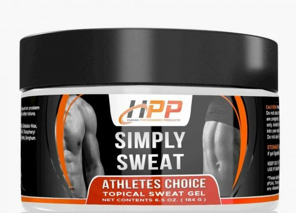 Simply Sweat Original 6.5oz Workout Enhancer Gel by HPP same as Sweet Sweat