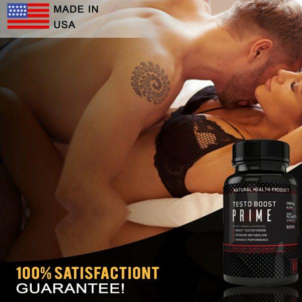 Testosterone Booster Male Enhancement,Pills,Improve Sex Stamina Performance 60ct 5