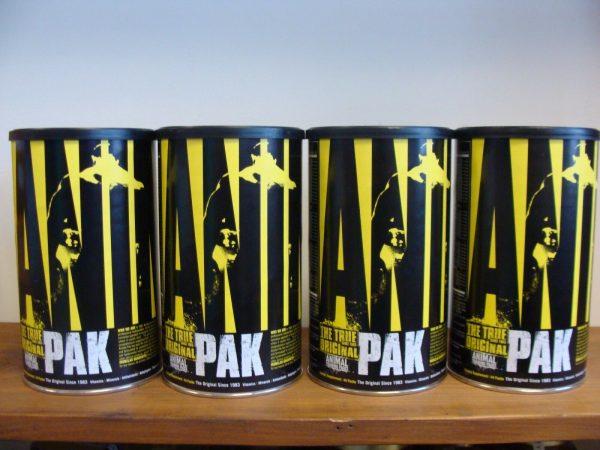 Universal Nutrition Animal Pak 44 ct. Bodybuilding Multi-Vitamin Choose Quantity 2