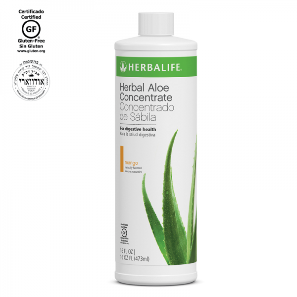 Herbalife Herbal Aloe Concentrate 16 oz Mango + All Flavors. New Sealed Exp 2022 1