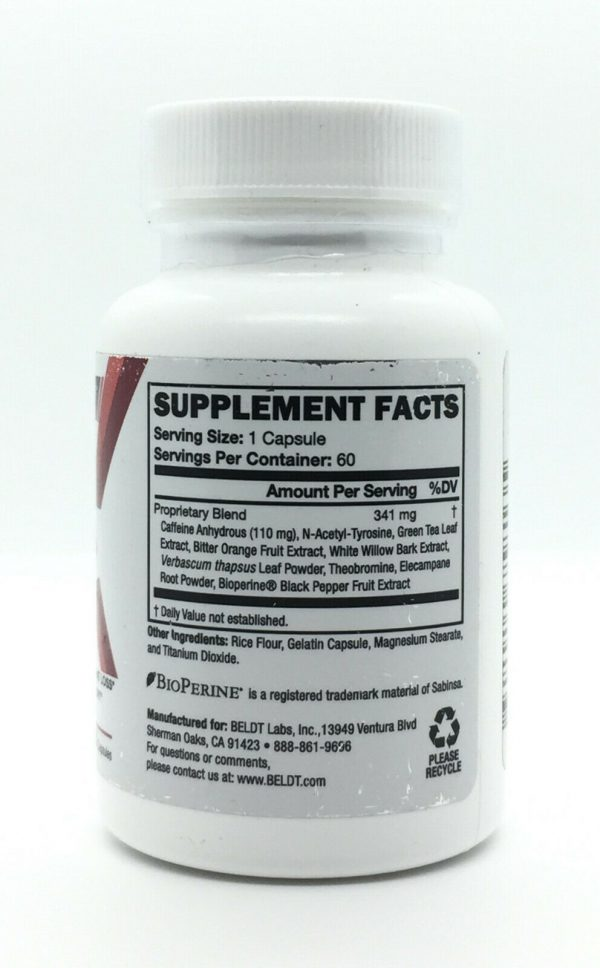 SKALD First Fat Burner Pills with Respiratory Support Weight Loss Supplement NEW 2