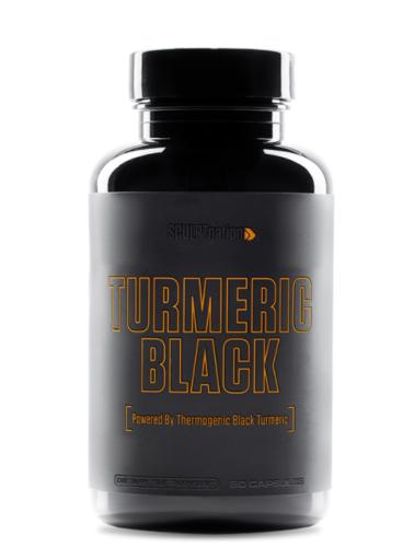 SCULPTnation TURMERIC BLACK 60 CAPSULES - Exp : 2022