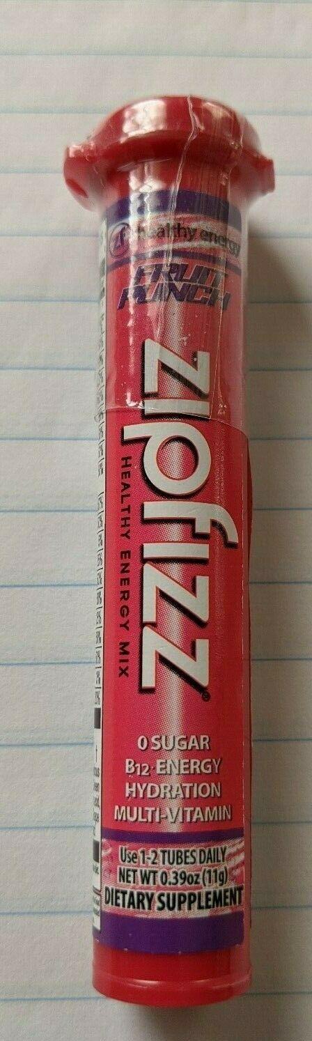 20 zipfizz energy booster powder. Choose your flavor. 4
