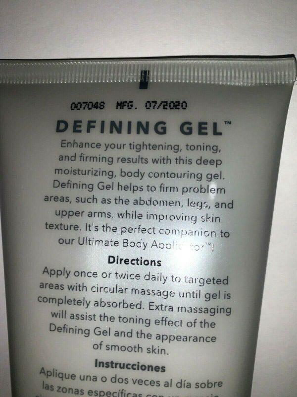 It Works Defining Gel Body Contouring 150 mL 5oz New MFG 09/2020 FREE SHIPPING 4