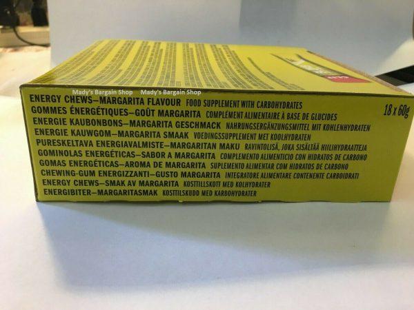 Clif Bloks During Energy Chews 18 Packs Margarita Citrus + Sodium BNIB 7
