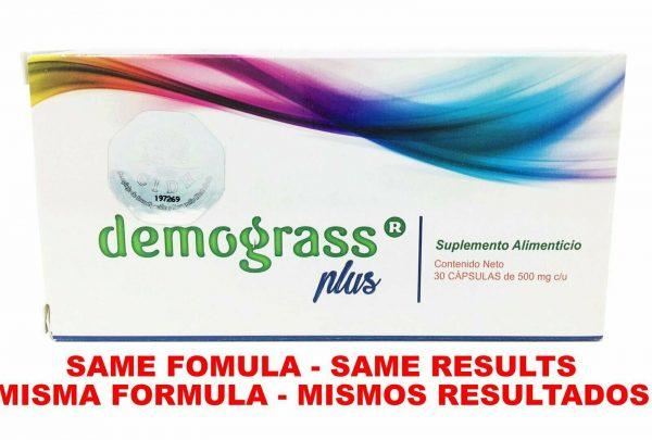 Demograss Plus 100% Original y Natural Formula Reforzada FREE SHIPPING 30 Day 1