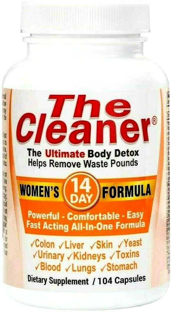 The Cleaner Total Body Detox and Colon Cleanse (All Variations) 5