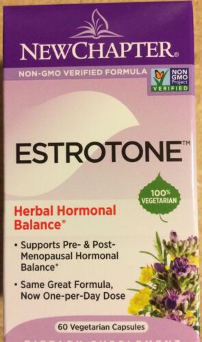 Estrotone™ 60 vege capsules