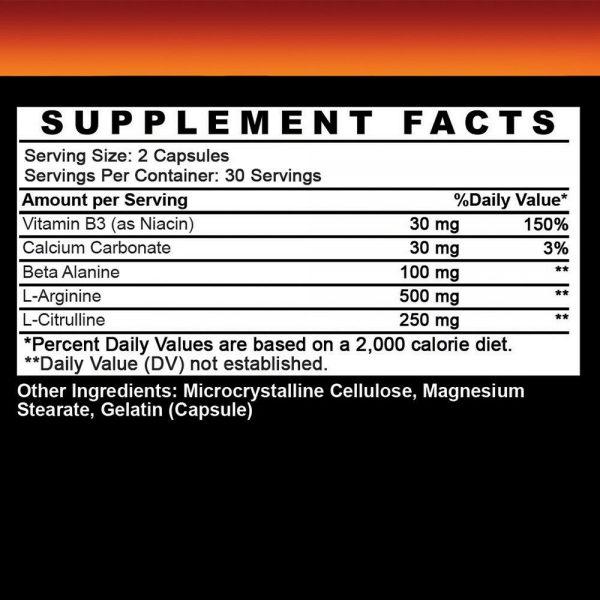 Testosterone Booster Monster Test w- Vitamin C + Monster Test Nitric Oxide 2-PK  4