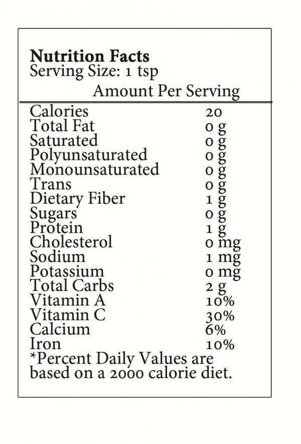 TRIPHALA POWDER 100% Natural Raw,Gluten Free,USDA Certified Organic 4
