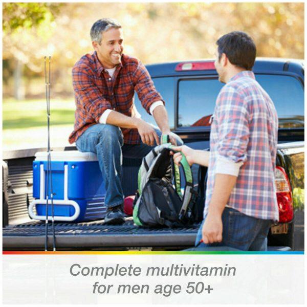 Centrum Silver 100 Tablets Men 50+ Multivitamin *EXP 9/21* 2