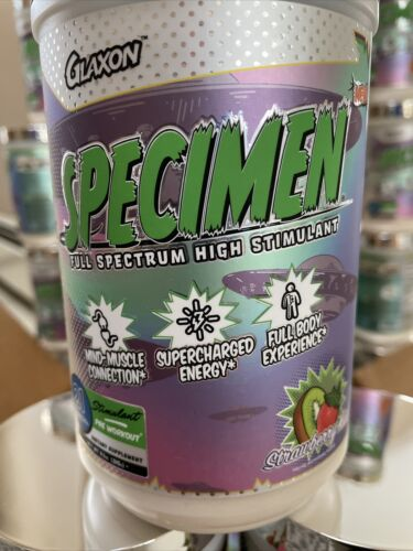 Glaxon Supplements Stack Super Greens Specimen Pre Workout Xeno Amino Bcaa Eaa 3