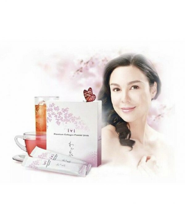 IVI Premium Collagen Powder Drink Anti Aging for Soft Young Glowing Skin Wrinkle 1