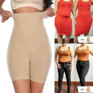 US Fajas Colombianas High Waist Shapewear Tummy Control Body Shaper Girdle Pants