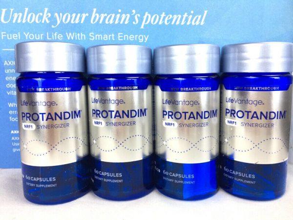 *******^_^ *******4 Brand New bottles LifeVantage Protandim NRF1 EXP2022/03-2023