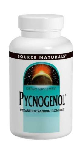 Source Naturals Pycnogenol 50mg 120 tabs 50mg, Tablets