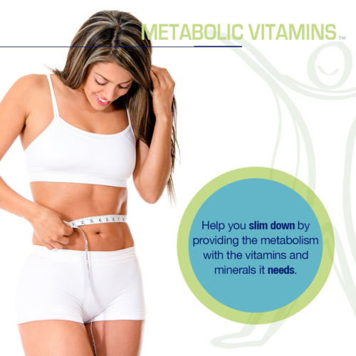 NaturalSlim Metabolic Vitamins,Formulated By Metabolism & Weight Loss Specialist 5