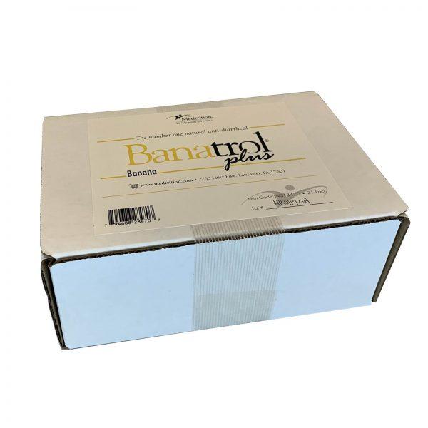 Banatrol Plus Oral Supplement Banana 10.75 Gram Packet 75 Ct 1
