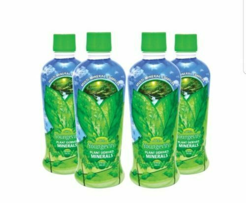 Youngevity Plant Derived Minerals – 32 FL Oz 4 Pk  Dr. Wallach