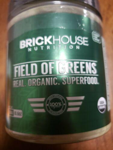 Brickhouse Field Of Greens Bundle New Fresh Vitamins 2