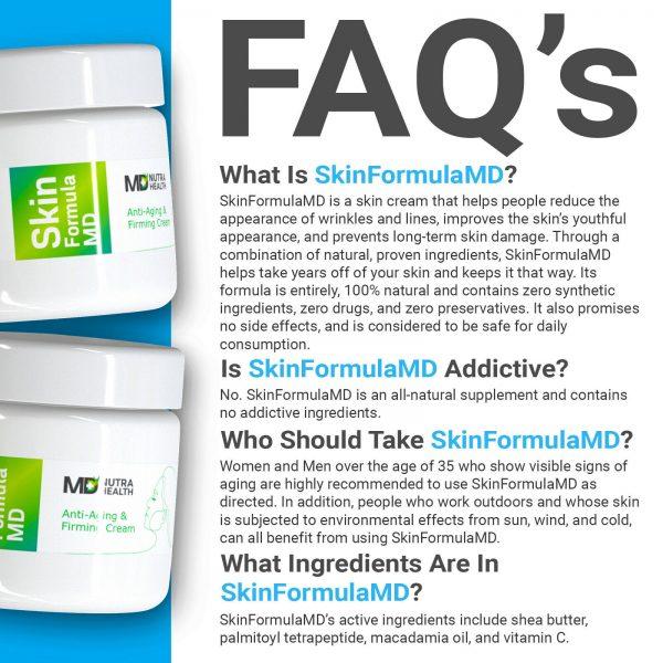 SkinFormulaMD-Reduces Wrinkles and Lines-Prevents Dry Skin-Long-Term Skin Health 2