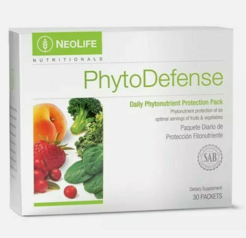 AUTHENTIC Neolife PhytoDefense Nutritional Neolife Immune Booster Exp. 10/2022