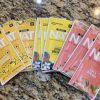 KETO  OS NAT SWEET TEA LEMONADE, CITRUS GREEN TEA, LIFE'S X 9 NEW FLAVOR
