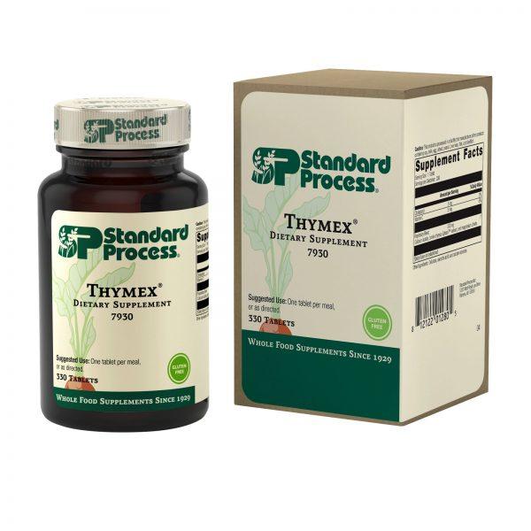 Standard Process - Thymex - 330 Tablets 2