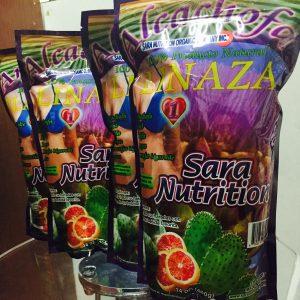 4 Pieza Pack New Alcachofa Linaza Flax Seed Sara Nutrition Colon Cleanse 14oz  1